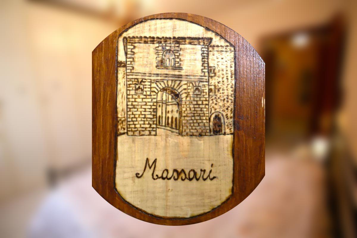 Camera Porta Massari