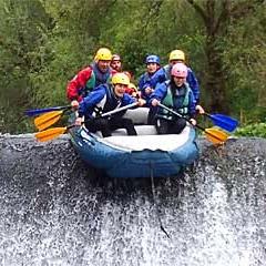 Umbria rafting Norcia