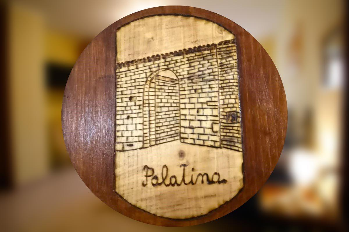 Camera Porta Palatina