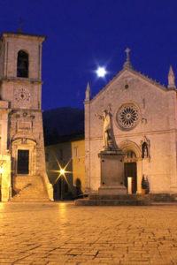 Norcia San Benedetto